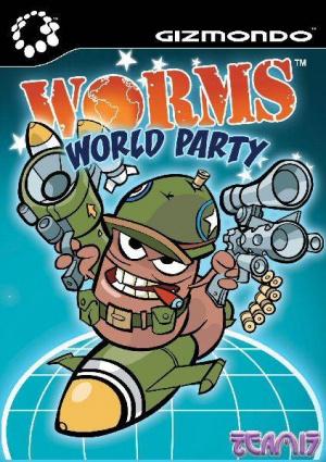 Worms World Party sur Giz