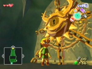 Link devient furtif
