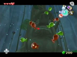 La connexion GameCube/GBA