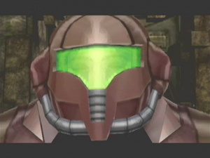 First Person Metroid