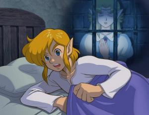 Zelda III : A Link to the Past - Super Nintendo (Zelda : Kamigami no Triforce - Super Famicom)