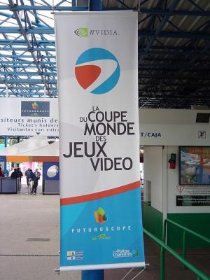 Coupe Du Monde Des Jeux Video 2004