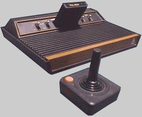 L'Atari VCS 2600 et GameLine