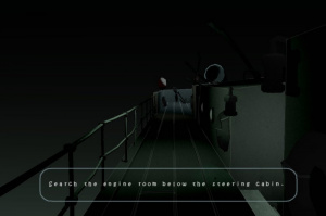 Les projets ENJMIN 2006 : Eye