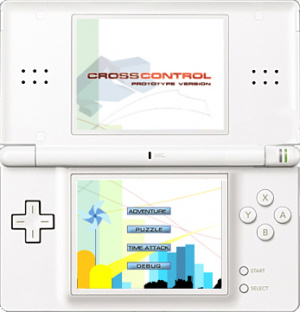 Les projets 2006 Supinfogame : Cross Control