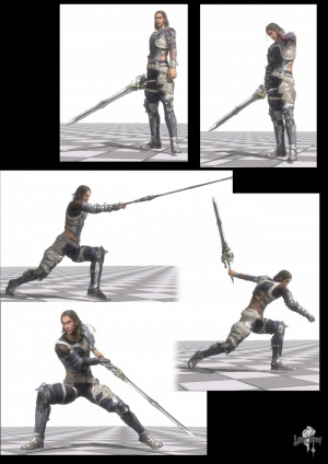 Images : Lost Odyssey