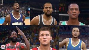 E3 2014 : NBA Live 15, première image