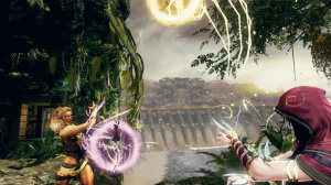 TGS 2014 : Maya en images (Killer Instinct)