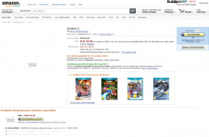 ZombiU 2 en fuite sur Amazon !