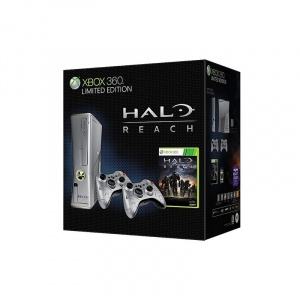 Un bundle Xbox 360 S Halo Reach