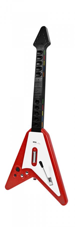 Supercompatibilité pour la Double Range Guitar de TAC