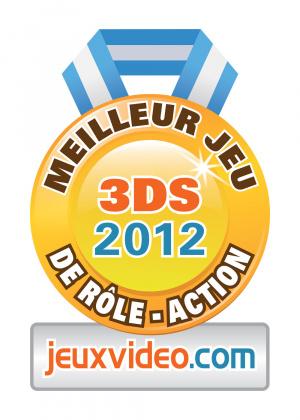 3DS - Jeu de rôle / Action