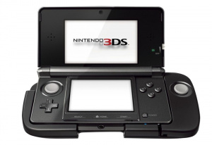 TGS 2011 : Le second stick 3DS en détails !