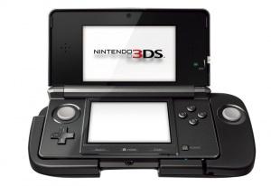 Le Circle Pad de la 3DS en janvier en France !