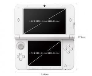 Nintendo annonce la 3DS XL !