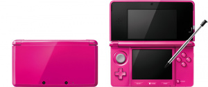 3DS: 2 nouvelles couleurs au Japon