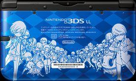 Une 3DS XL aux couleurs de Persona Q