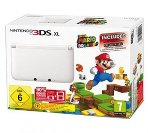 Un pack 3DS XL Mario 3D Land