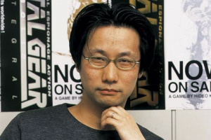 Kojima (Metal Gear) écoute son fiston