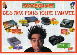 Il était une fois Score-Games