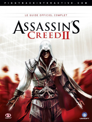 Le guide officiel Assassin's Creed II