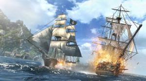Assassin's Creed 4 : Les bateaux
