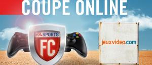 La Coupe FIFA 14 jeuxvideo.com a son vainqueur !