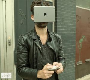 La VR sur iPhone et iPad, c'est pour bientôt !