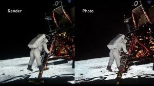 Marchez sur la Lune avec Nvidia