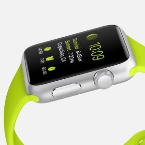 L'Apple Watch au printemps 2015 ?