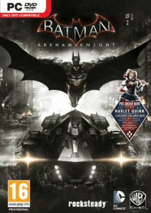 Batman Arkham Knight : La Batmobile jouable