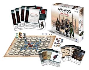Un jeu de société Assassin's Creed annoncé