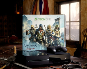 Un pack Xbox One avec Assassin's Creed Unity