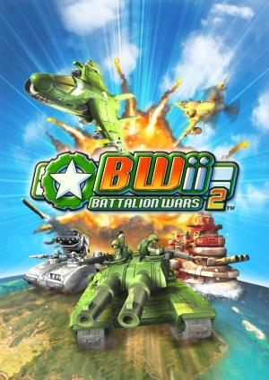 E3 2007 : Battalion Wars 2 défile en images