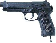 Un Beretta pour flinguer des zombies
