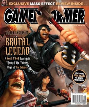 Brutal Legend : le nouveau Schafer