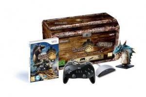 Monster Hunter Tri : 3 éditions différentes !