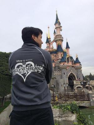 Kingdom Hearts s'installe à DisneylandParis ?