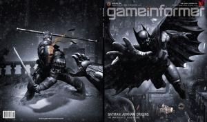 Batman Arkham Origins en octobre et sans Rocksteady