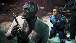 Premières images de Batman : Arkham Origins