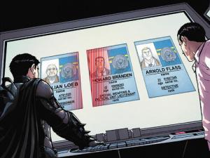 Le comics interactif d'Arkham Origins disponible