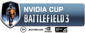 Vivez la NVIDIA Cup Battlefield 3 en direct sur jeuxvideo.com