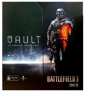 Un boîtier Battlefield 3 pour votre console !