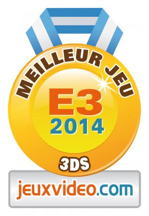 Meilleur jeu 3DS : Super Smash Bros. for 3DS / 3DS