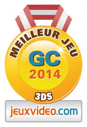 Meilleur jeu 3DS : Super Smash Bros. 3DS