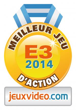 Meilleur jeu d'action: Splatoon / Wii U