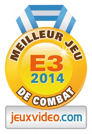Meilleur jeu de combat: EA Sports UFC / PS4 - Xbox One