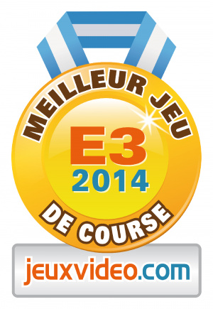 Meilleur jeu de course : Project CARS / PC-PS4-One-Wii U