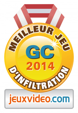 Meilleur jeu d'infiltration : Metal Gear Solid V: The Phantom Pain (PC-PS4-One-PS3-360)