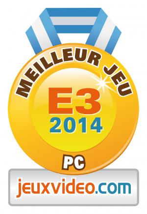 Meilleur jeu PC : The Witcher 3